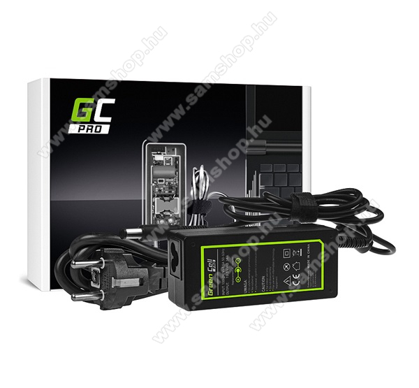 GREEN CELL hálózati töltő NETBOOK/NOTEBOOK/LAPTOP Dell Inspiron 15 / 1525 / 3541 / 3541 - FEKETE - AD07AP - GYÁRI