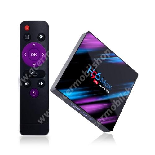 ACER Liquid Z110H96 Max HDMI TV okosító - Android 9.0, [2GB/16GB], 2.4//5G RK3318 Quad Core 64 Bit UHD 4K WiFi BT4.0, távirányítóval, kártyaolvasó, 2x USB port, 4k 4096×2160 felbontásra is képes! - FEKETE