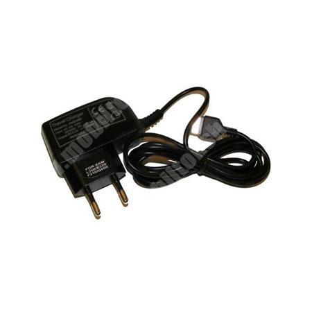 SAMSUNG GT-E1180 Hálózati töltő EXTRA LAPOS SAMSUNG ATADS10EBEC kompatibilis