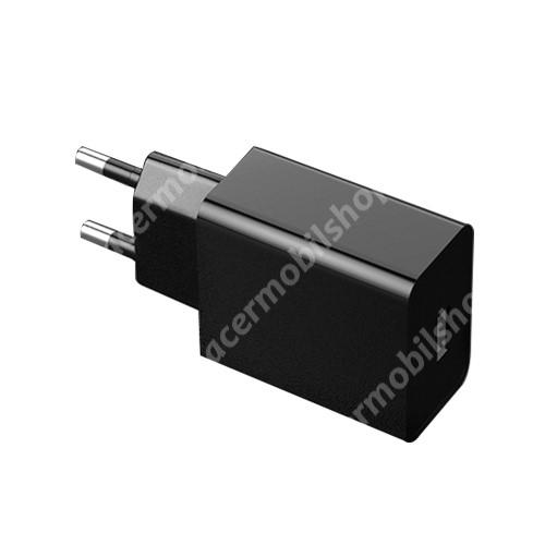 ACER Liquid X1 Hálózati töltő - USB aljzattal, 5V/2000mAh - FEKETE