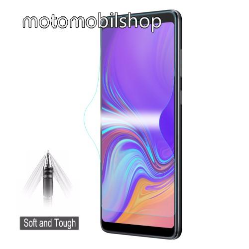 HAT PRINCE képernyővédő fólia - Ultra Clear, 0.1mm, TELJES KÉPERNYŐT VÉDI! - SAMSUNG Galaxy A9 (2018) - GYÁRI