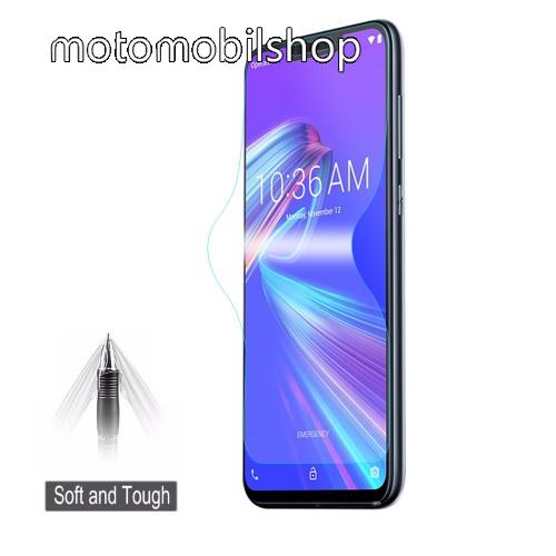 HAT PRINCE képernyővédő fólia - Ultra Clear, 0.1mm, TELJES KÉPERNYŐT VÉDI! - ASUS Zenfone Max (M2) (ZB633KL) - GYÁRI