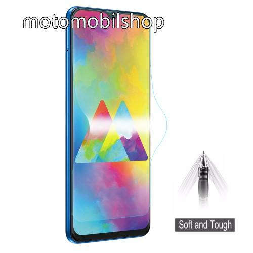 HAT PRINCE képernyővédő fólia - Ultra Clear, 0.1mm, TELJES KÉPERNYŐT VÉDI! - SAMSUNG SM-M205F Galaxy M20 - GYÁRI