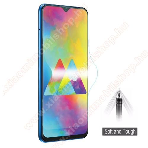 HAT PRINCE képernyővédő fólia - Ultra Clear, 0.1mm, TELJES KÉPERNYŐT VÉDI! - SAMSUNG SM-M105F Galaxy M10 - GYÁRI