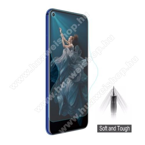 HAT PRINCE képernyővédő fólia - Ultra Clear, 0.1mm, TELJES KÉPERNYŐT VÉDI! - HUAWEI Honor 20 - GYÁRI
