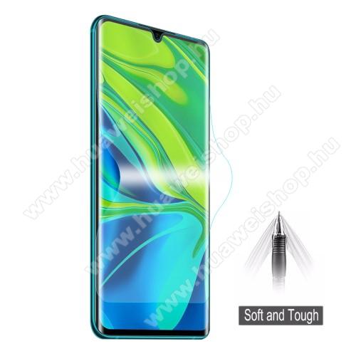 HAT PRINCE képernyővédő fólia - Ultra Clear, 0.1mm, TELJES KÉPERNYŐT VÉDI! - Xiaomi Mi Note 10 / Xiaomi Mi Note 10 Pro / Xiaomi Mi CC9 Pro - GYÁRI