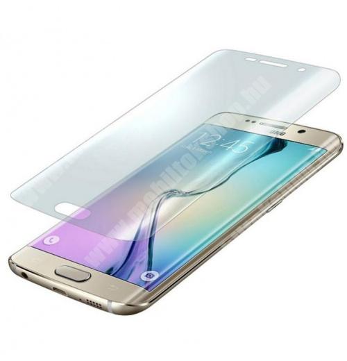 HD Clear képernyővédő fólia - TELJES KÉPERNYŐ! - SAMSUNG SM-G935 Galaxy S7 Edge