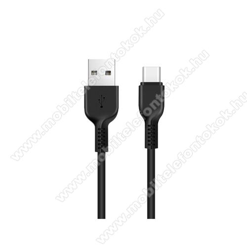 CAT S62 ProHOCO X13 adatátviteli kábel / USB töltő - USB 3.1 Type C, 1m, 2A - FEKETE - GYÁRI