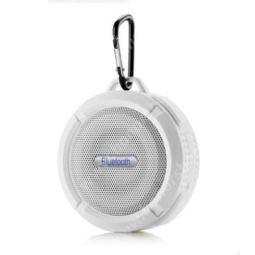 HUAWEI Honor 9 Hordozható bluetooth hangszóró - FEHÉR - v3.0+EDR, microSD foglalat, mikrofon, kihangosító funkció, IP65 Víz-és porálló