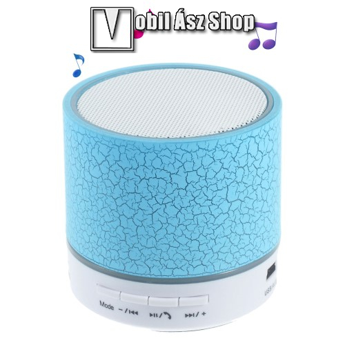 Hordozhat� bluetooth hangsz�r� - K�K - v2.1, microSD foglalat, mikrofon, kihangos�t� funkci�, 3,5 jack aljzat