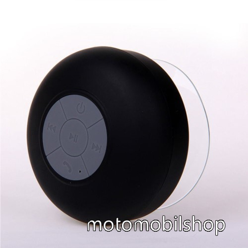 MOTOROLA Fire (XT311) Hordozható bluetooth mini hangszóró - FEKETE - v.3.0 +EDR, IPX4 vízállósági szabvány, tapadókorongos