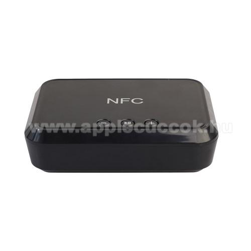 Hordozhat� bluetooth zene vev?egys�g - v4.1, NFC, USB t�lt?porttal - FEKETE