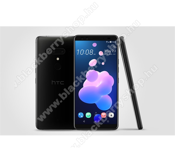 HTC U12+ Dual Sim, Ceramic Black, 64GB
