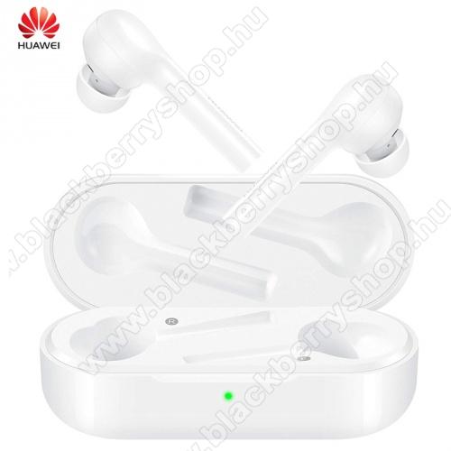BLACKBERRY 8320 CurveHUAWEI FREEBUDS bluetooth SZTEREO fülhallgató (mikrofon, érintésvezérlés, töltőtok) FEHÉR - CM-H1_WH - GYÁRI