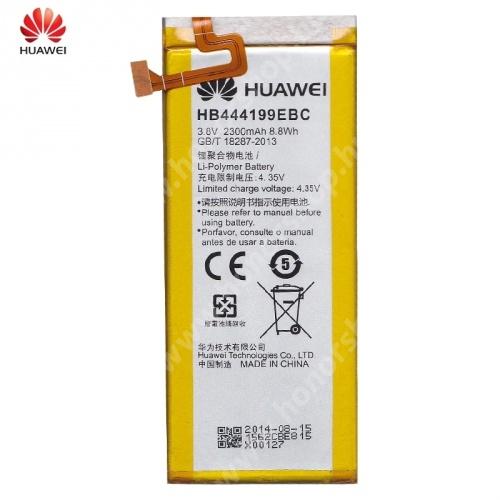HUAWEI Honor 4C (G Play Mini) HUAWEI Honor 4C akkumulátor - 2300mAh Li-Polymer - HB444199EBC - GYÁRi