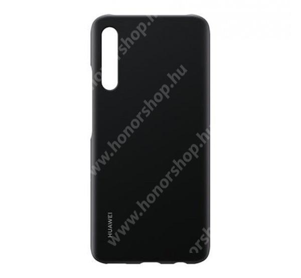 HUAWEI Honor 9X (For China market) HUAWEI műanyag védő tok / hátlap - FEKETE - HUAWEI P smart Pro (2019) / HUAWEI Y9s / Honor 9X (For China market) / Honor 9X Pro (For China) -  51993840 - GYÁRI