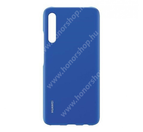 HUAWEI Honor 9X (For China market) HUAWEI műanyag védő tok / hátlap - KÉK - HUAWEI P smart Pro (2019) / HUAWEI Y9s / Honor 9X (For China market) / Honor 9X Pro (For China) -  51993839 - GYÁRI