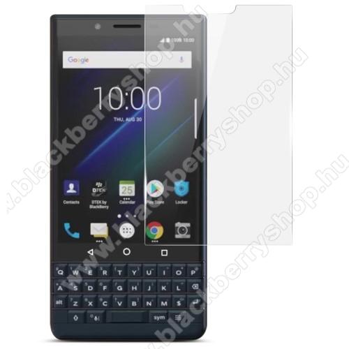 IMAK Clear Soft képernyővédő fólia - TPU, Explosion-proof, A képernyő sík részét védi - Blackberry KEY2 LE - GYÁRI