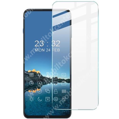 IMAK H előlap védő karcálló edzett üveg - 9H, A képernyő sík részét védi - MOTOROLA Moto G 5G Plus / One 5G / Moto G100 / Edge S - GYÁRI