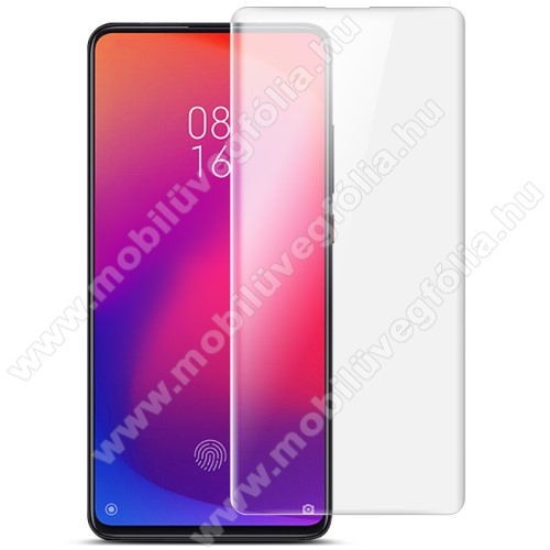 IMAK HD Hydrogel Protector képernyővédő fólia - 2db, 0,15 mm, A TELJES KIJELZŐT VÉDI! - Xiaomi Redmi K20 / Xiaomi Redmi K20 Pro / Xiaomi Mi 9T Pro / Xiaomi Mi 9T - GYÁRI