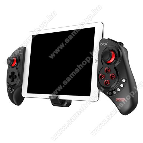 IPEGA PG-9023S UNIVERZÁLIS Kontroller / Joystick - Bluetooth 4.0 csatlakozás, FPS játékokhoz, gamepad, multimédia gombok, beépített 300mAh akkumulátor, 15 óra használati idő, 5-10