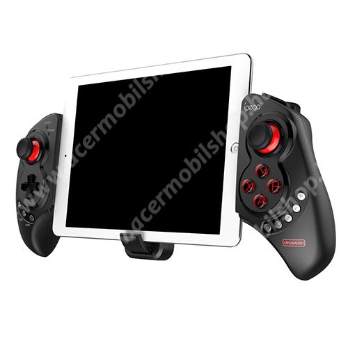 """IPEGA PG-9023S UNIVERZÁLIS Kontroller / Joystick - Bluetooth 4.0 csatlakozás, FPS játékokhoz, gamepad, multimédia gombok, beépített 300mAh akkumulátor, 15 óra használati idő, 5-10""""-os méretig ajánlott - FEKETE - PG-9023S - GYÁRI"""