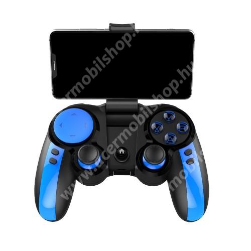 ACER Liquid Z110IPEGA UNIVERZÁLIS Kontroller / Joystick - Bluetooth 4.0 csatlakozás + 2.4GHz adapter, beépített 300mAh akkumulátor, kompatibilis okostelefonokkal, TV-vel, PC-vel - FEKETE / KÉK - PG-9090 - GYÁRI