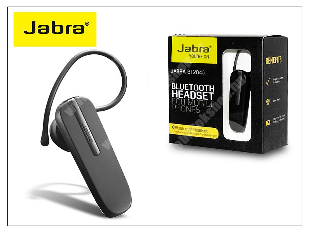 SONYERICSSON K800i Jabra BT-2046 Bluetooth headset v2.1 MultiConnection (egyszerre 2 különböző telefonnal használható!)