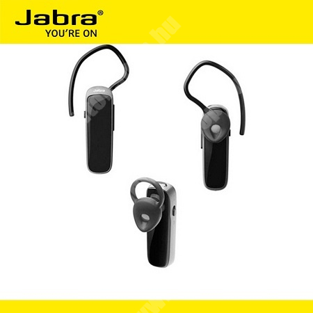 MOTOROLA L7 JABRA MINI BLUETOOTH HEADSET / JAMES BOND - v4.0, EDR, multipoint - FEKETE - GYÁRI