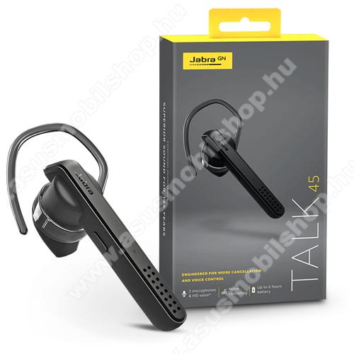 ASUS Memo Pad 7 ME572CJabra Talk 45 Bluetooth headset - v4.0, multipoint (egyszerre 2 különböző telefonnal használható!) - FEKETE / SZÜRKE - GYÁRI
