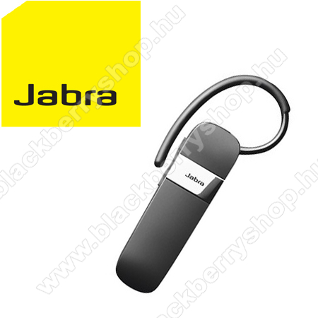 BLACKBERRY 8110 Pearl JABRA Talk BLUETOOTH HEADSET / james bond (3.0+EDR) multipoint - FEKETE - GYÁRI