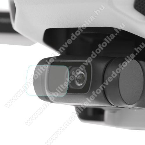Kameralencse karcálló edzett üveg - 2db, 0,3 mm vékony, 9H - DJI Mavic Mini