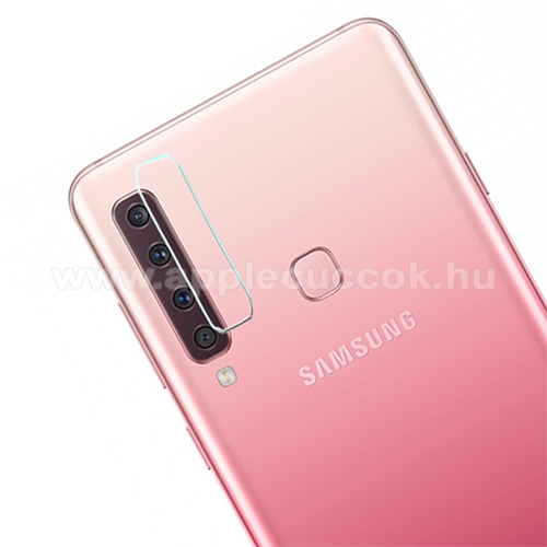 Kamerav�d? f�lia - CRYSTAL Clear - 1db, t�rl?kend?vel, 6H - SAMSUNG SM-A920F Galaxy A9 (2018)