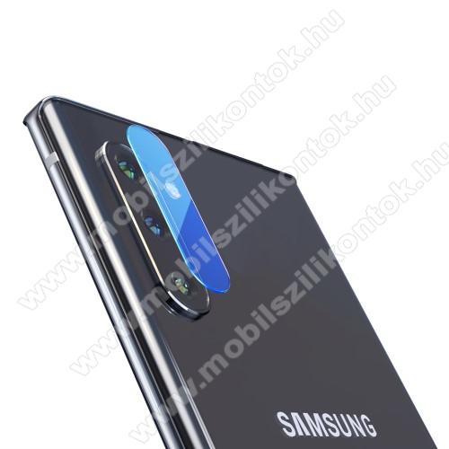 Kameravédő üvegfólia, 0,3mm, Arc Edge - Samsung Galaxy Note10 (SM-N970F) / Samsung Galaxy Note10 5G (SM-N971U)