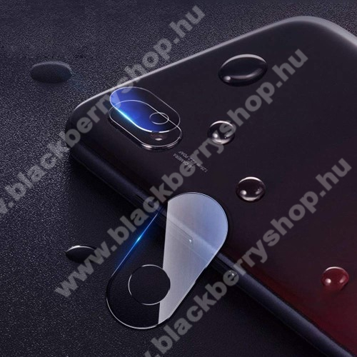 Kameravédő üvegfólia, 0,3mm, Arc Edge - Xiaomi Redmi 7A