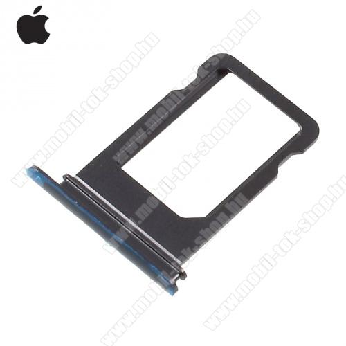 Kártya (nano SIM) tartó FEKETE - APPLE iPhone X 5.8 / APPLE iPhone XS 5.8 - GYÁRI