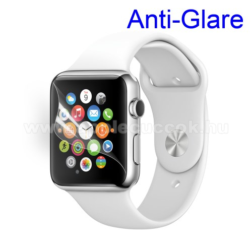 K�perny?v�d? f�lia - Anti-glare - MATT! - 1db, t�rl?kend?vel - Apple Watch 42mm