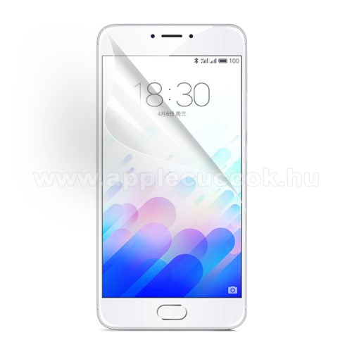 K�perny?v�d? f�lia - Clear - 1db, t�rl?kend?vel - Meizu m3 note