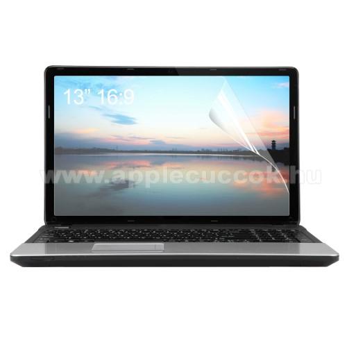 K�perny?v�d? f�lia - Clear - 1db, t�rl?kend?vel, teljes k�perny?re - MacBook Pro 13-inch (2016)