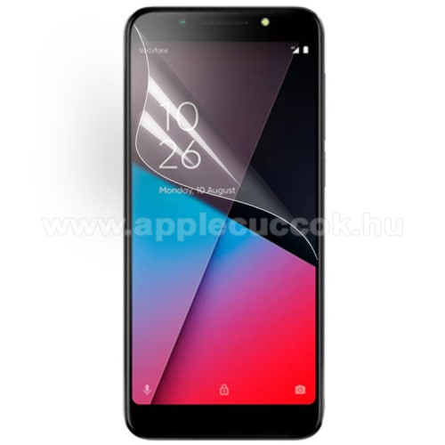 K�perny?v�d? f�lia - Ultra Clear - 1db, t�rl?kend?vel - Vodafone Smart N9 lite