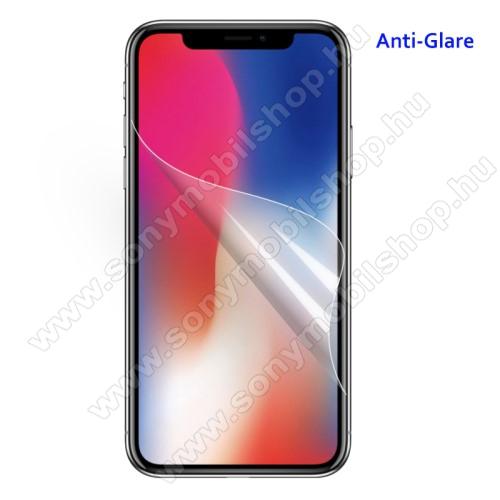 Képernyővédő fólia - Anti-glare - MATT! - 1db, törlőkendővel - APPLE iPhone 11 Pro Max / APPLE iPhone XS Max