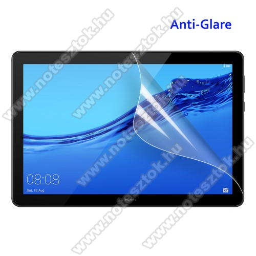 HUAWEI MediaPad T5 10Képernyővédő fólia - Anti-glare - MATT! - 1db, törlőkendővel - HUAWEI MediaPad T5 10