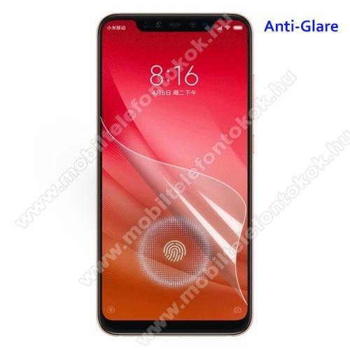 Xiaomi Mi 8 ProKépernyővédő fólia - Anti-glare - MATT! - 1db, törlőkendővel - Xiaomi Mi 8 Pro
