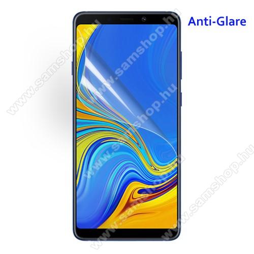 SAMSUNG Galaxy A9 (2018) (SM-A920F/DS)Képernyővédő fólia - Anti-glare - MATT! - 1db, törlőkendővel - SAMSUNG Galaxy A9 (2018)