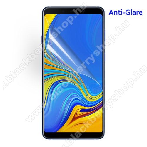 Képernyővédő fólia - Anti-glare - MATT! - 1db, törlőkendővel - SAMSUNG Galaxy A9 (2018)