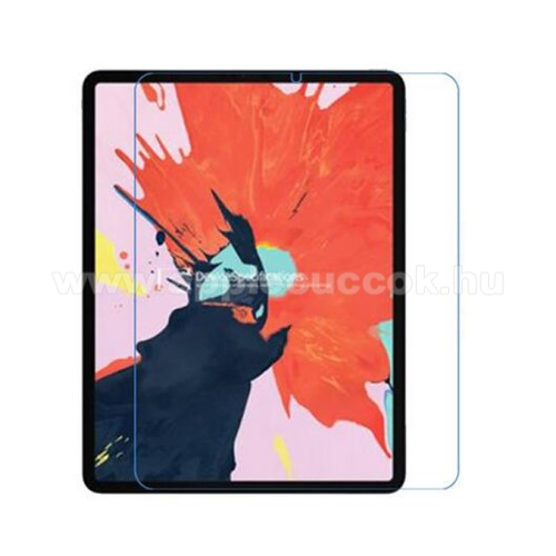 APPLE iPad Pro 12.9 (2018) Képernyővédő fólia - Anti-glare - MATT! - 1db, törlőkendővel - APPLE iPad Pro 12.9 (2018) / APPLE iPad Pro 12.9 (2020)