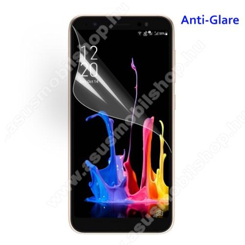 Képernyővédő fólia - Anti-glare - MATT! - 1db, törlőkendővel - ASUS Zenfone Live (L1) ZA550KL / ASUS ZenFone Lite (L1) (ZA551KL) / ASUS ZenFone Live (L2)