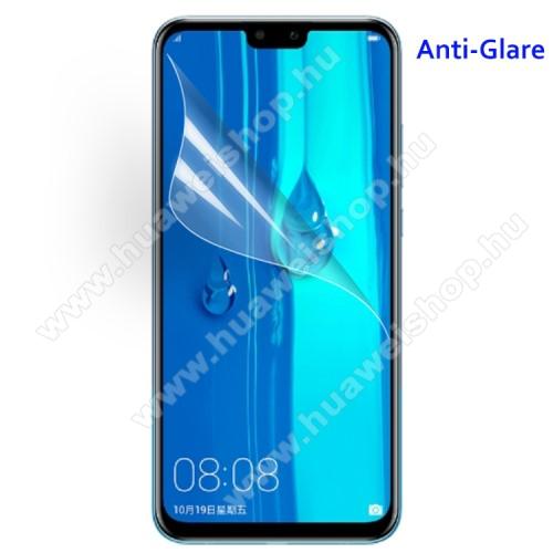 HUAWEI Y9 (2019)Képernyővédő fólia - Anti-glare - MATT! - 1db, törlőkendővel - HUAWEI Y9 (2019) / HUAWEI Enjoy 9 Plus