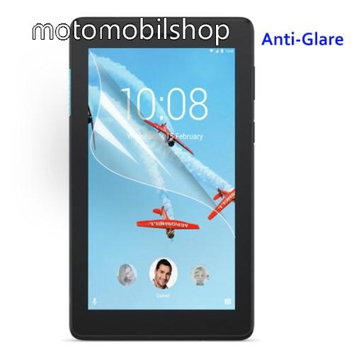 Képernyővédő fólia - Anti-glare - MATT! - 1db, törlőkendővel - Lenovo Tab E7 (TB-7104F)