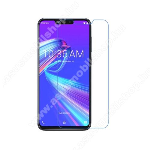 Képernyővédő fólia - Anti-glare - MATT! - 1db, törlőkendővel - ASUS Zenfone Max (M2) (ZB633KL)